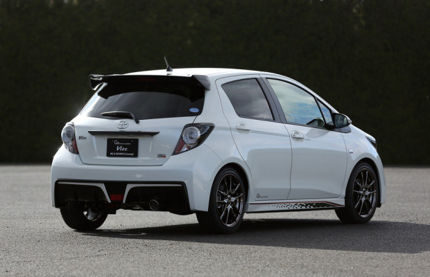 Toyota trumpft auf Tuning-Schau auf