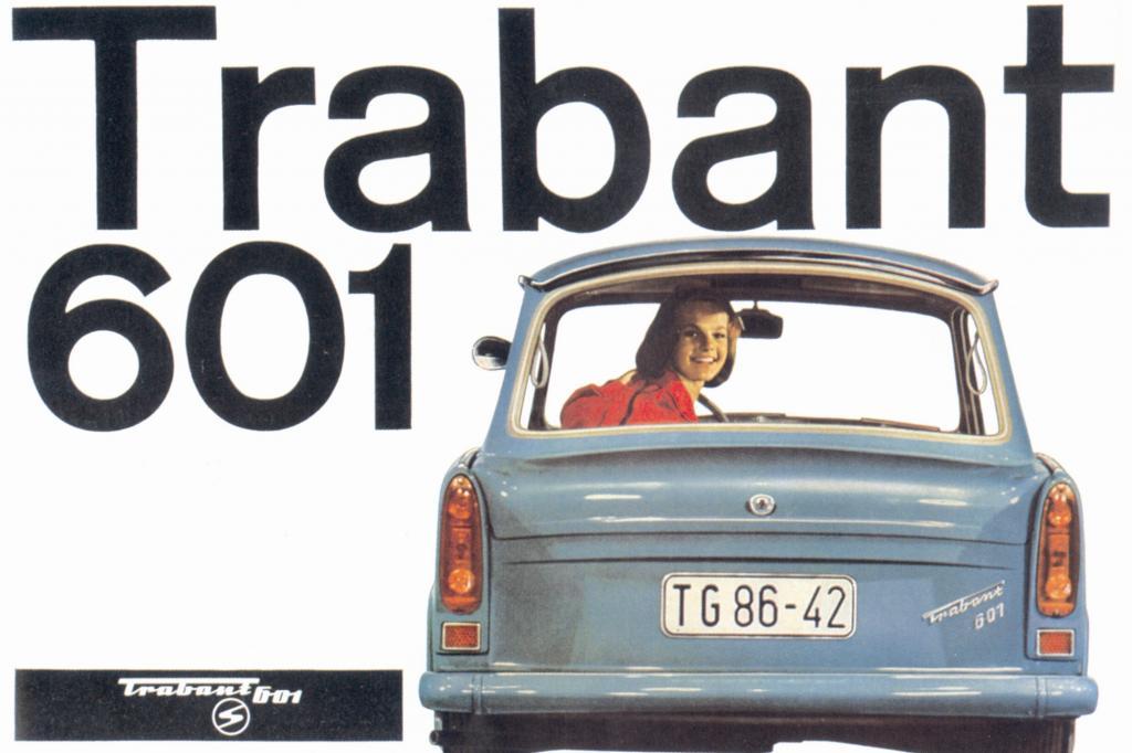 Trabant 601 ab 1964