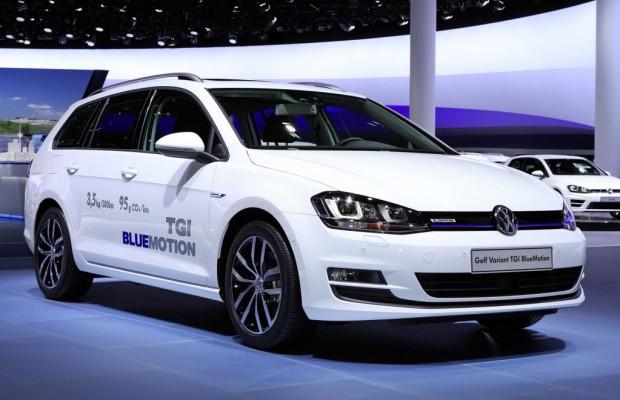 VW: Kombi-Version des Erdgas-Golf ab 24 400 Euro