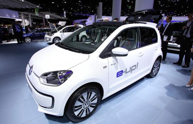 VW bietet Rundum-Sorglos-Paket für den E-Up