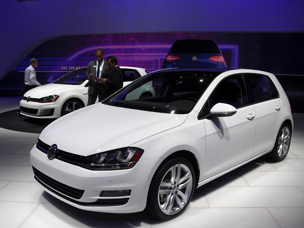 VW hat 2014 in den USA als