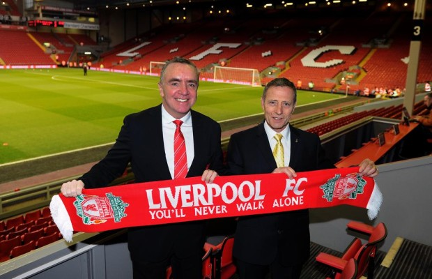 Vauxhall startet Partnerschaft mit dem FC Liverpool