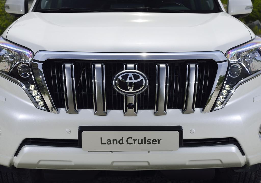 Verjüngungskur für den Toyota Land Cruiser