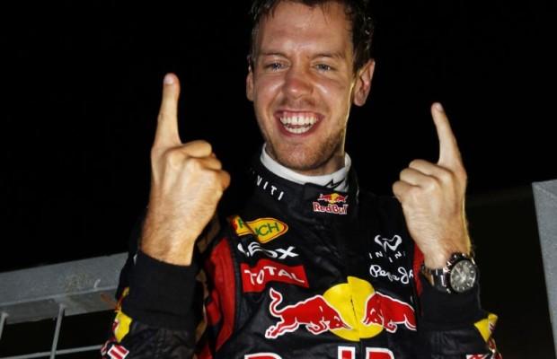 Vettel verdient 22 Millionen Euro
