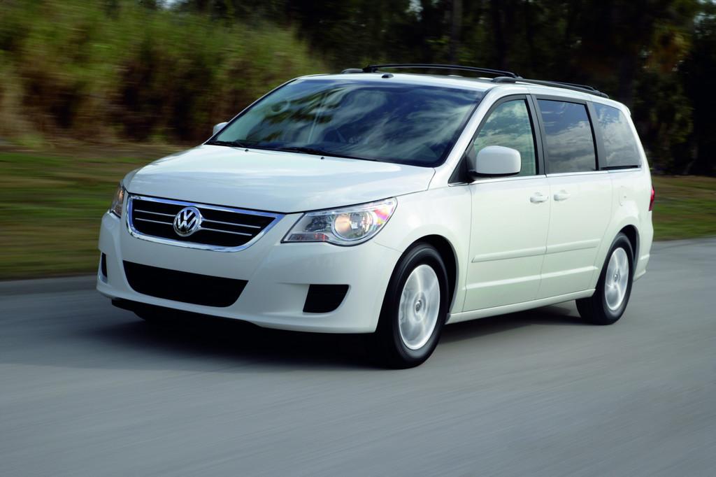 Volkswagen Routan. - Foto: Auto-Medienportal.Net/Volkswagen