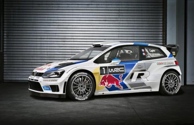 Volkswagen startklar für die Rallye-WM
