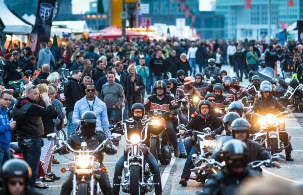 Volles Programm für Harley-Fans