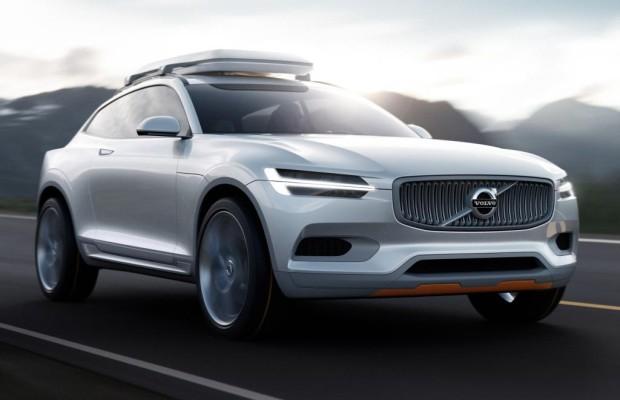 Volvo Concept XC Coupe - Schwedens neues Gesicht