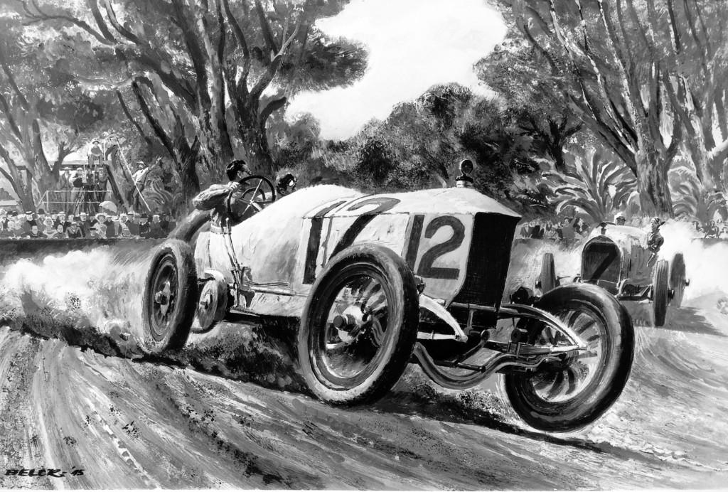 Vor 110 Jahren: William Vanderbilt fährt Weltrekord