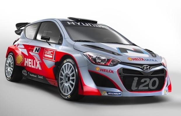 WRC 2014: Hyundai dämpft die Erwartungen für die Monte Carlo