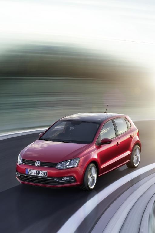 Weltpremiere für den VW Polo: neuer Motor, neue Technik