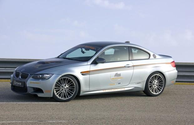 Weltrekord: BMW M3 mit 337,6 km/h