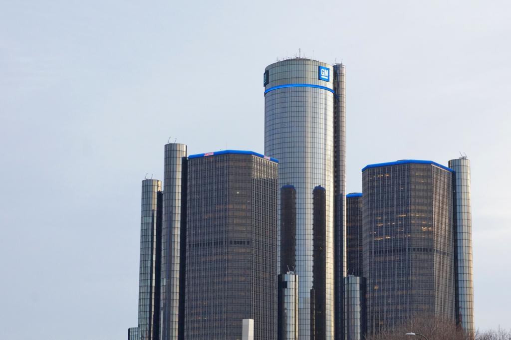 Wenn Touristen nach Detroit kommen, dann sicher nicht wegen der glanzvollen Vergangenheit der Stadt.