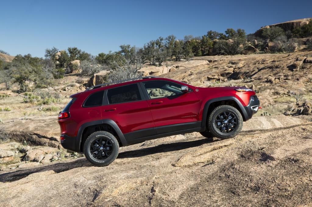 Wer gehofft hatte, dass Jeep an diesem Design bis zur Markteinführung noch mal ein bisschen feilen würde, der sieht sich jetzt getäuscht.