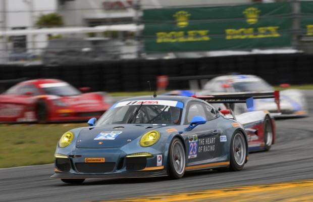 Werksteams von Porsche in Daytona am Start