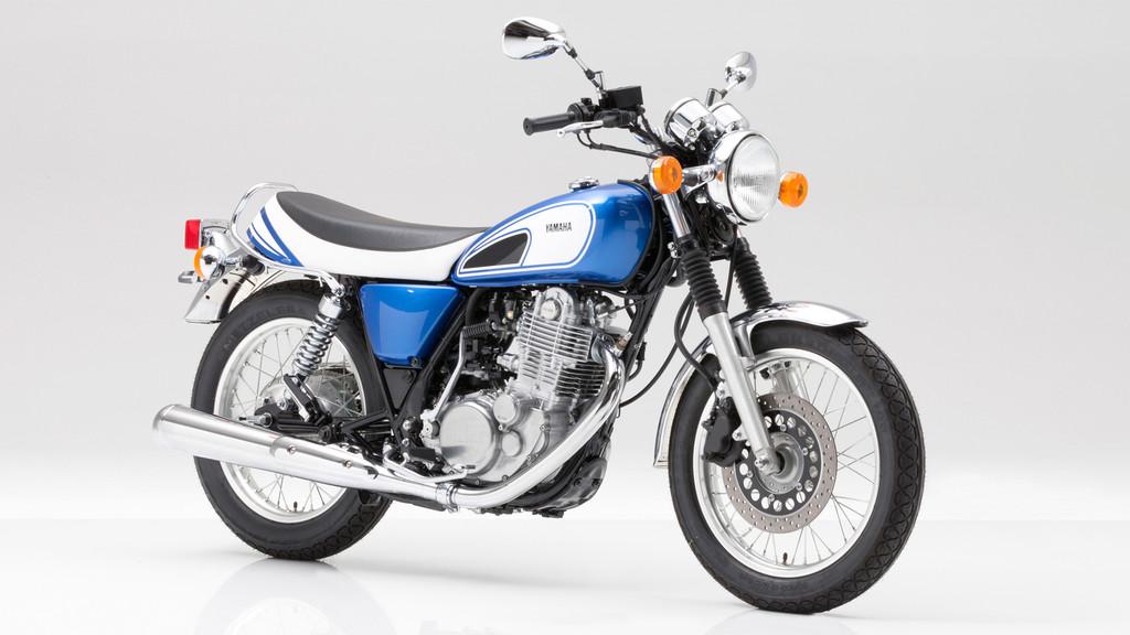 Yamaha SR und XJR als