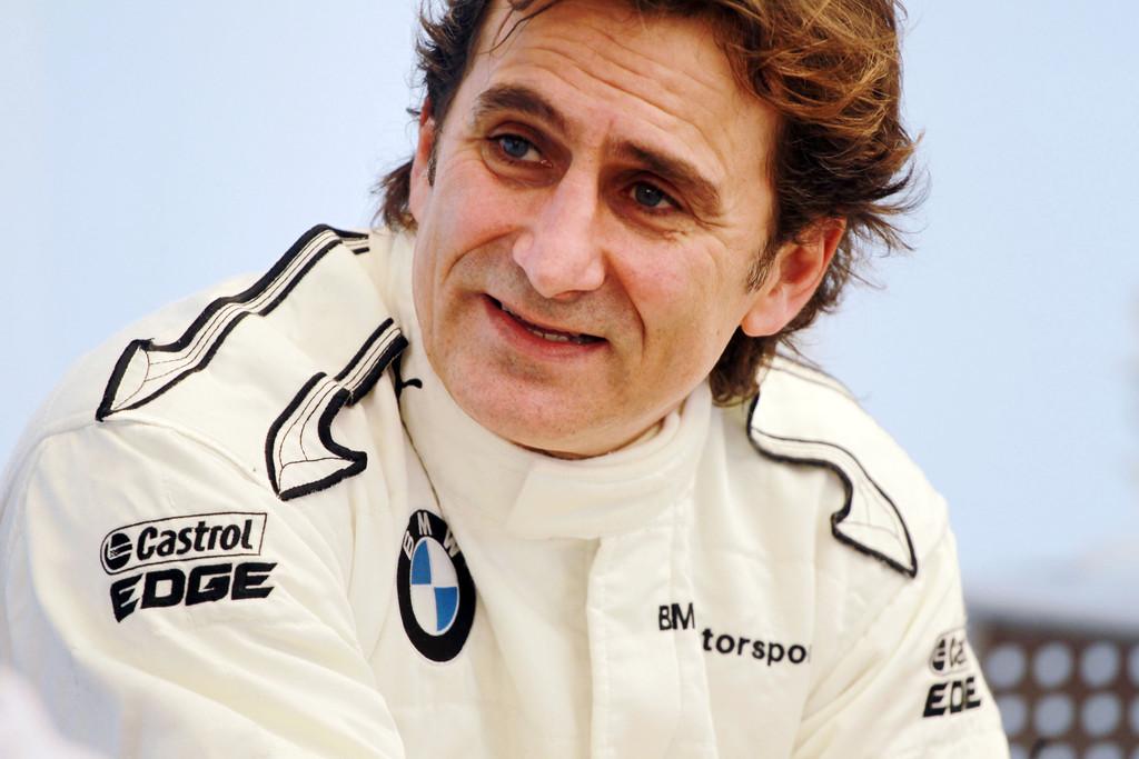 Zanardi kehrt in den Motorsport zurück
