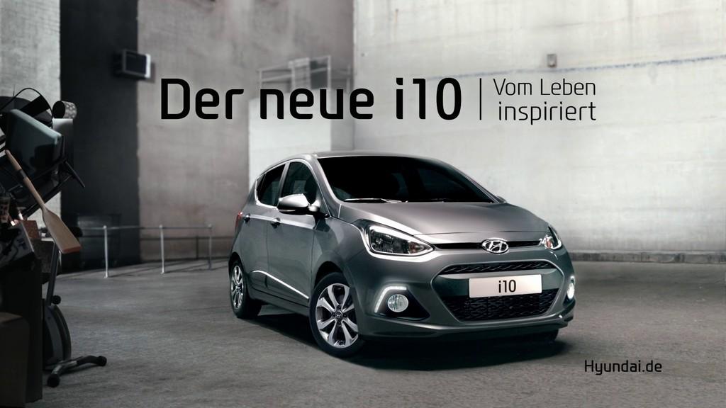 i10 steht Pate für neuen Hyundai-Webshop