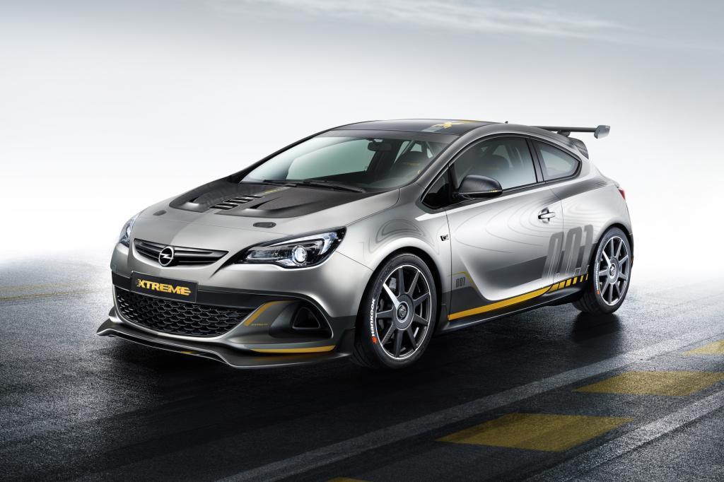 Auf dem Genfer Automobilsalon (6. bis 16 März) zeigt Opel die bisher extremste Variante seines Kompakten Astra