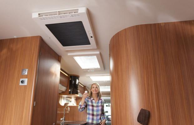 Dometic bietet Klimaanlage für große Campingmobile