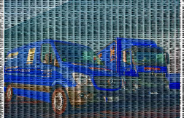 180ster Mercedes-Benz Transporter für Hörmann