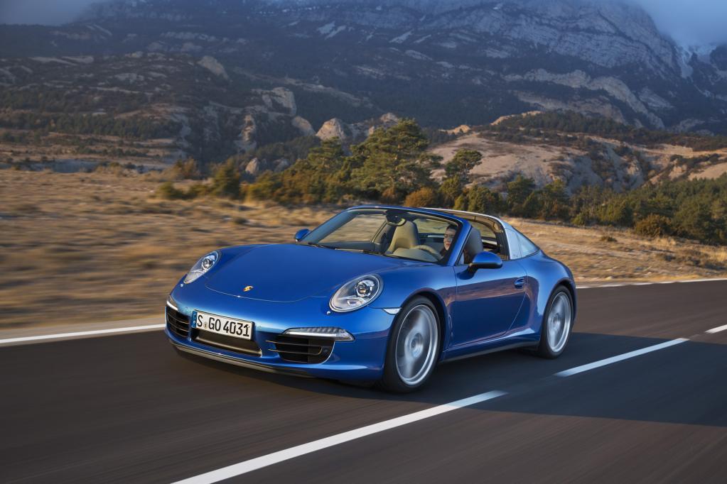 84. Autosalon Genf: Für alle etwas (Teil 6) - © Porsche