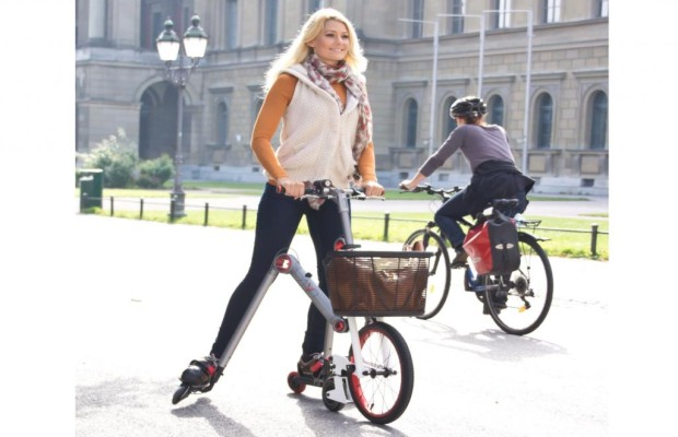 Aeyo - Das Fahrrad zum skaten