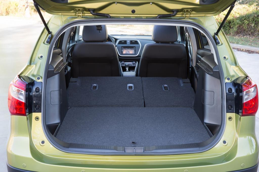 Auch der Kofferraum geht in Ordnung, bietet Platz für 430 oder maximal 1.270 Liter Gepäck.