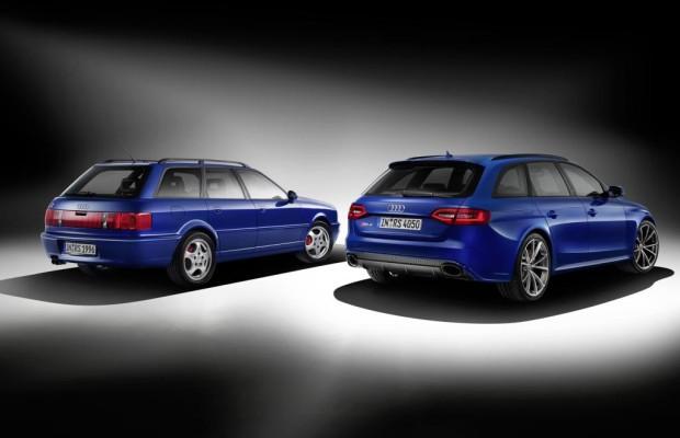 Audi: RS 4-Sondermodell zum Jubiläum
