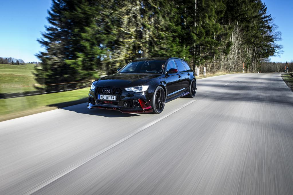 Auf die Spitze getrieben: Audi-Kombi mit 730 PS