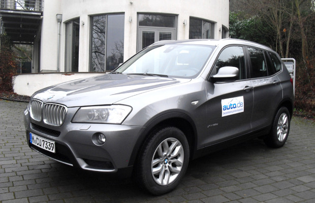 Auto im Alltag: BMW X3