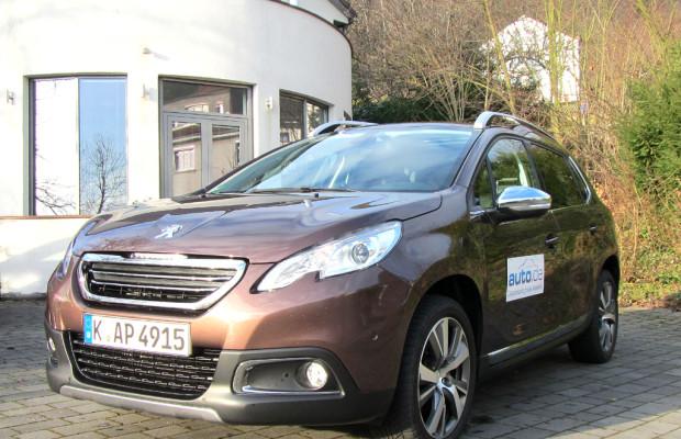 Auto im Alltag: Peugeot 2008