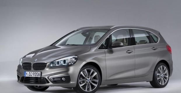 BMW 2er Active Tourer - Ist das noch BMW?