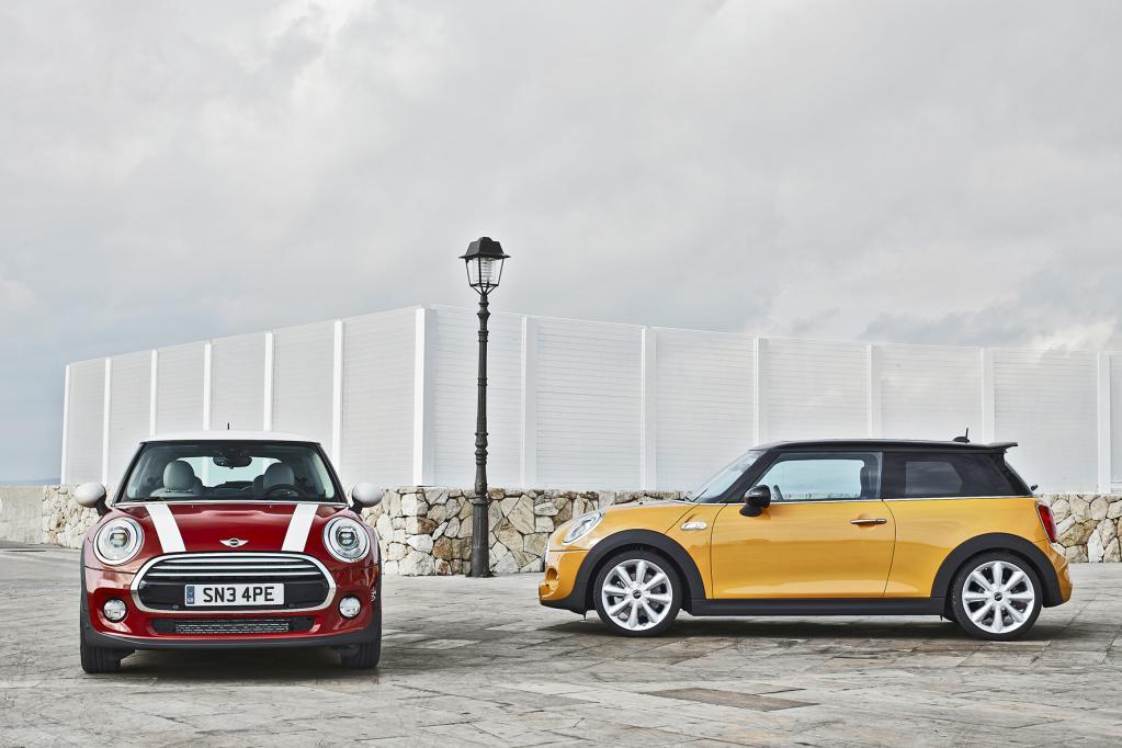 BMW-Vorstand will nur wenige Mini-Modelle