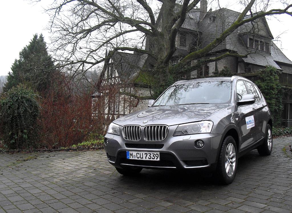 BMW X3: Als nächstes steht eine Modellüberarbeitung an.