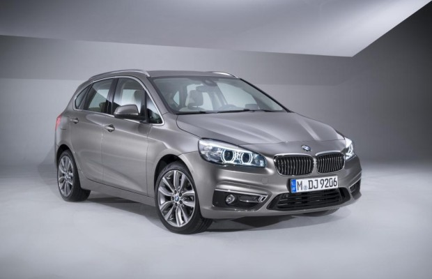 BMW Zweier Active Tourer