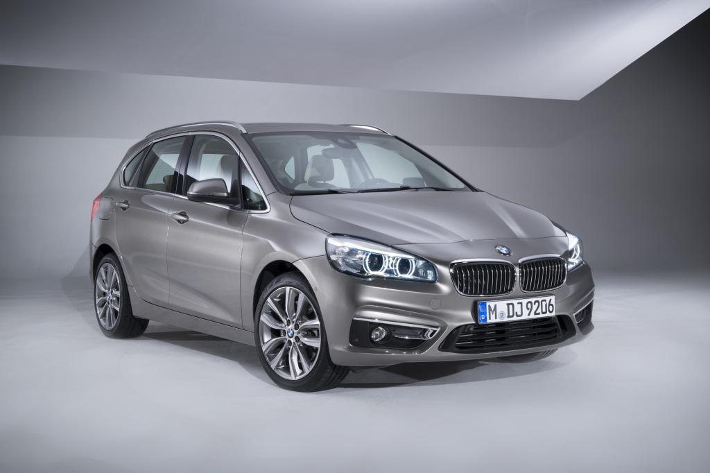 BMW Zweier Active Tourer