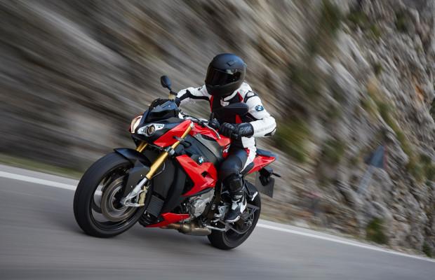 BMW setzte über 600 Motorräder mehr ab