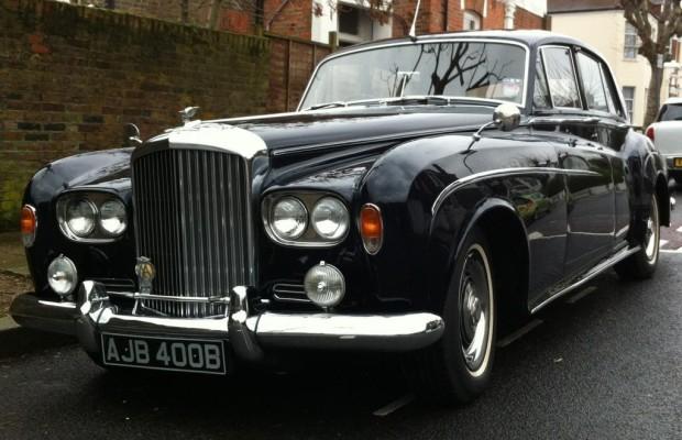 Beatles-Bentley kommt unter den Hammer