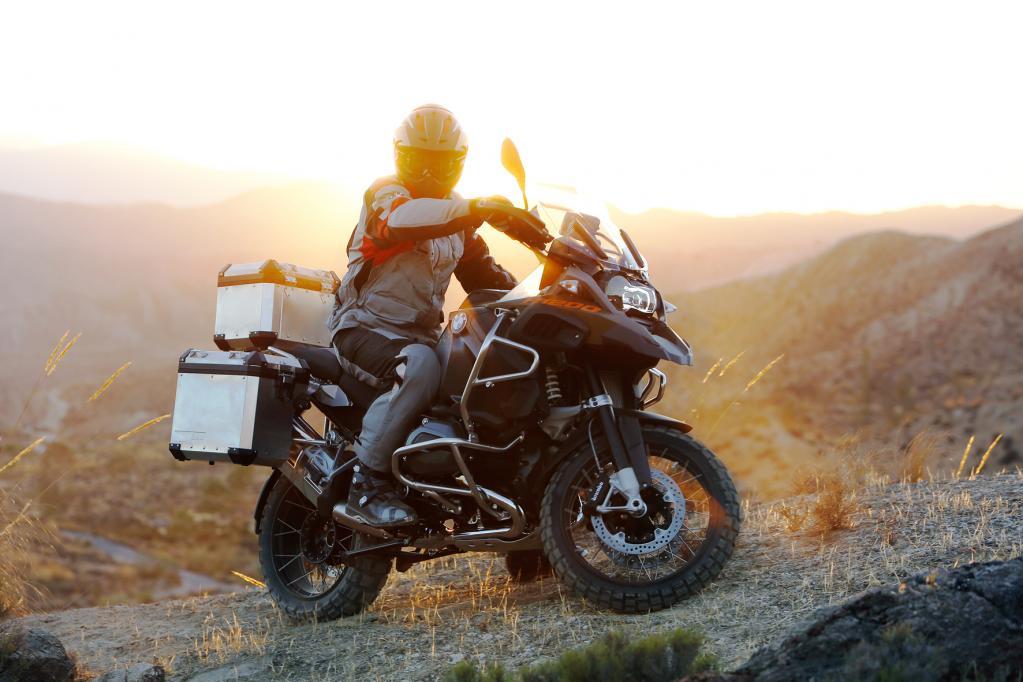 Bei BMW beginnt die Motorrad-Saison