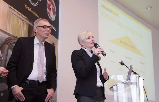 Berufsinitiative für Bochumer Opel-Beschäftigte gestartet