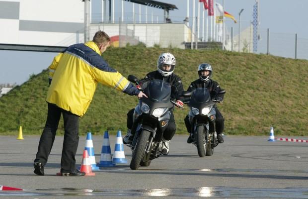 Biker: Grenzen im Sicherheitstraining ausloten