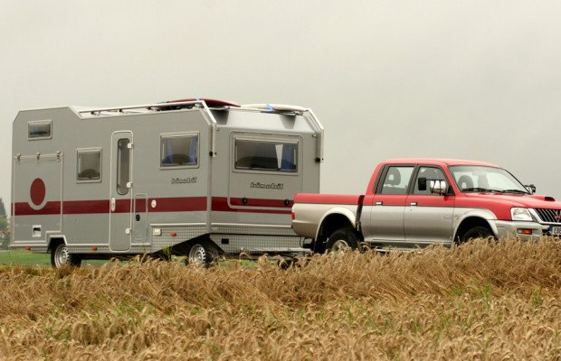 Bimobil AX 575: Wohnkabine mit Drehschemel