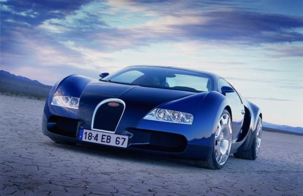 Bugatti feiert sich selbst