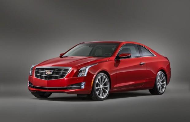 Cadillac ATS Coupe - Eine Nummer kleiner