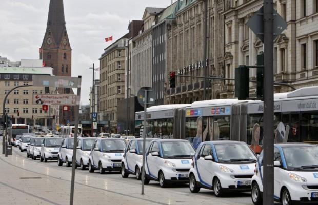 Carsharing-Jahresbilanz 2013 - Immer mehr Teil-Nehmer