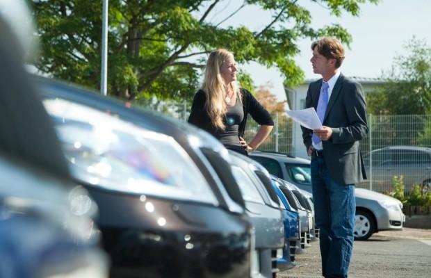 DAT-Report - Jüngere Käufer, teurere Autos