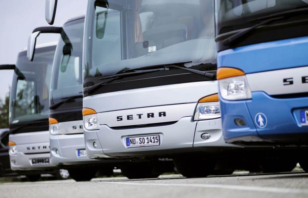 Daimler bündelt Handel mit gebrauchten Omnibussen