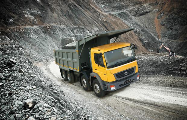 Daimlers Lkw-Geschäft brummt