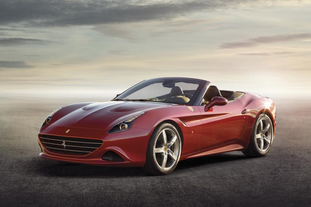 Der California ist seit 20 Jahren der erste Turbo-Ferrari